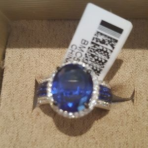 NIB Tanazite Ring💍